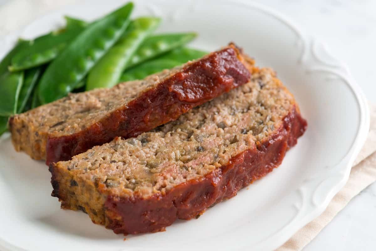 Unbelievably Moist Turkey Meatloaf