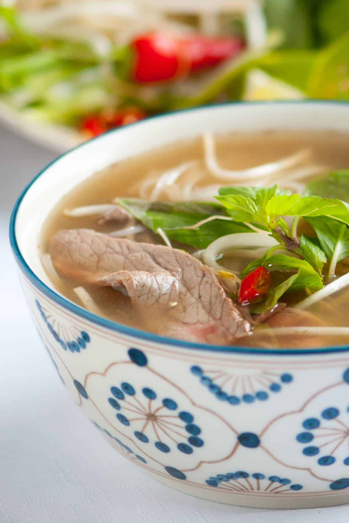 Homemade Vietnamese Pho with Video