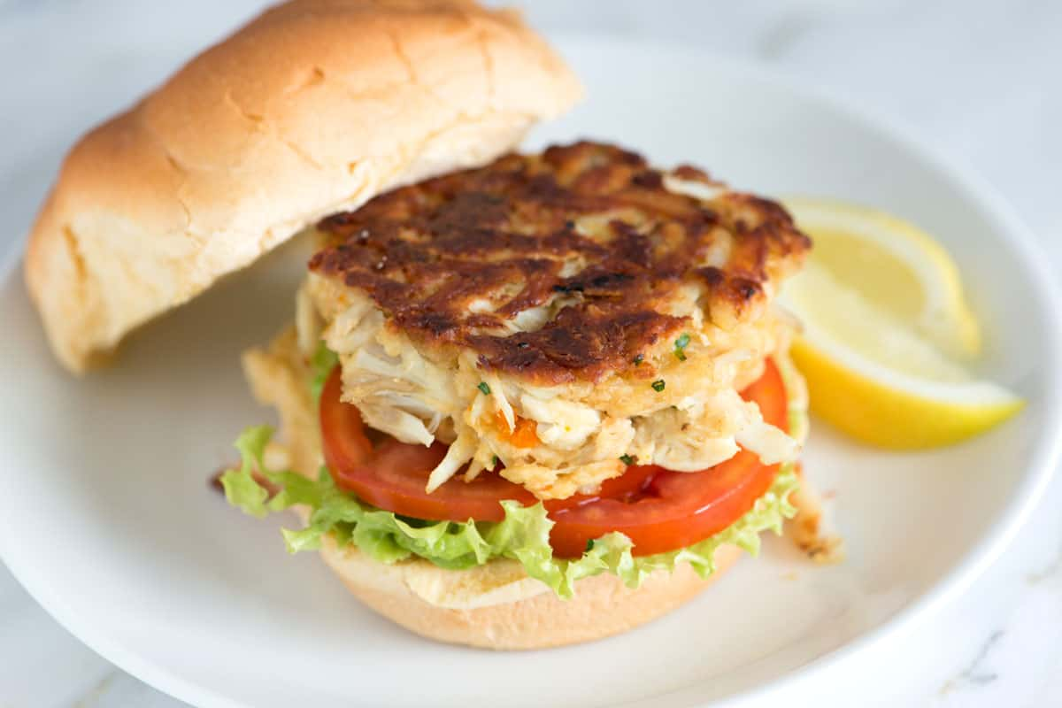 Maryland Crab Cake Recipe Fried