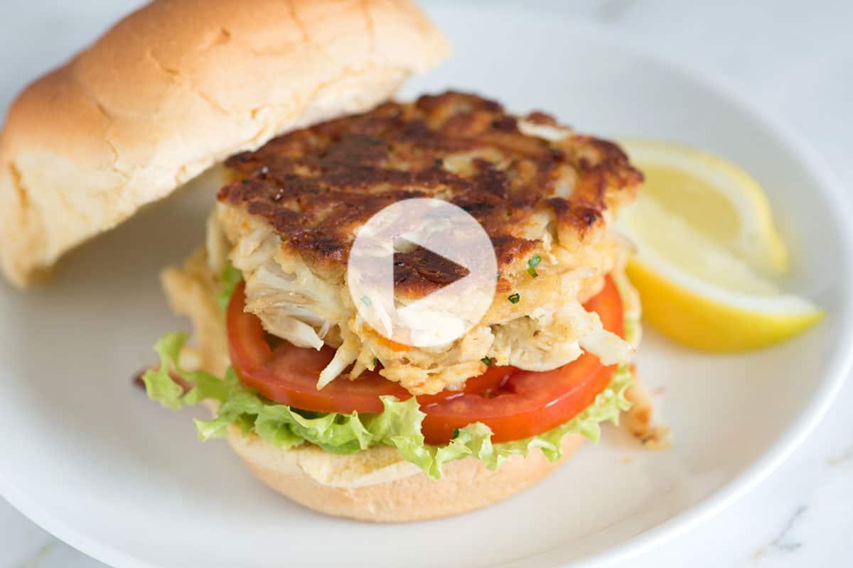 G And M Crab Cake Recipe