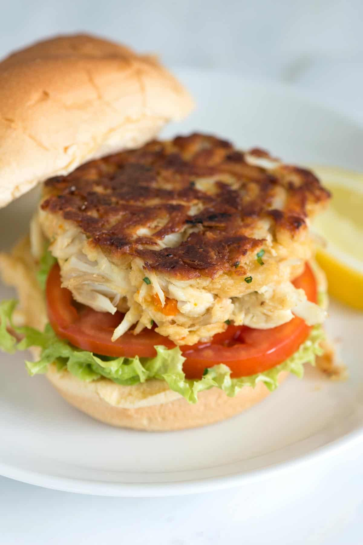 How To Make A Maryland Style Crab Cake
