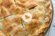 Easy Flaky Pie Crust Recipe