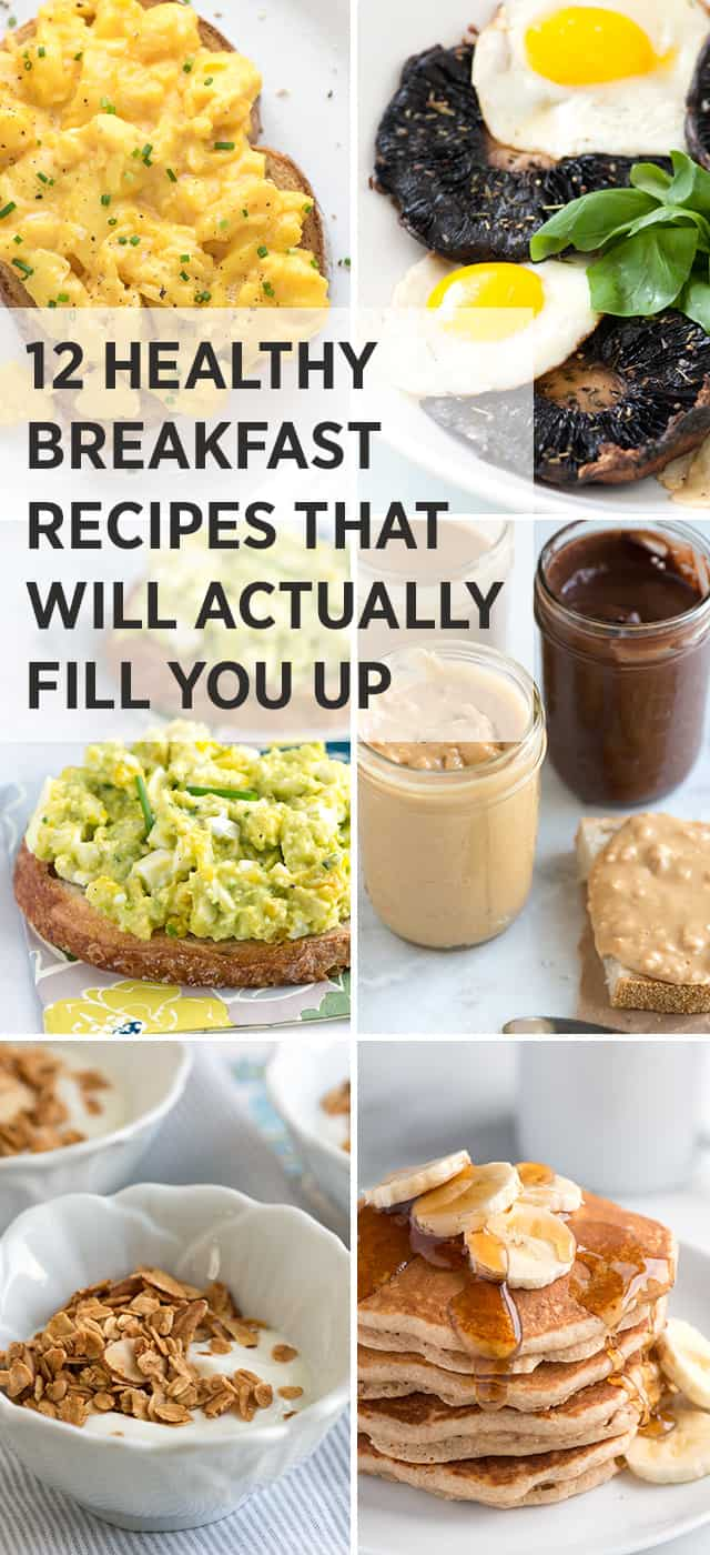 Healthy Easy Breakfast Recipes