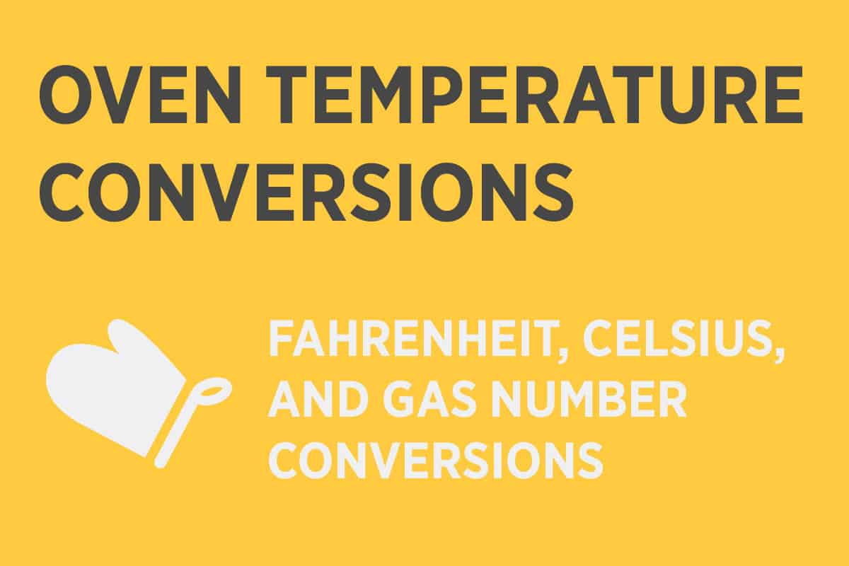 Oven temperature conversion fahrenheit celsius oven temperature conversion chart fahrenheit celsius and gas mark nvjuhfo Image collections
