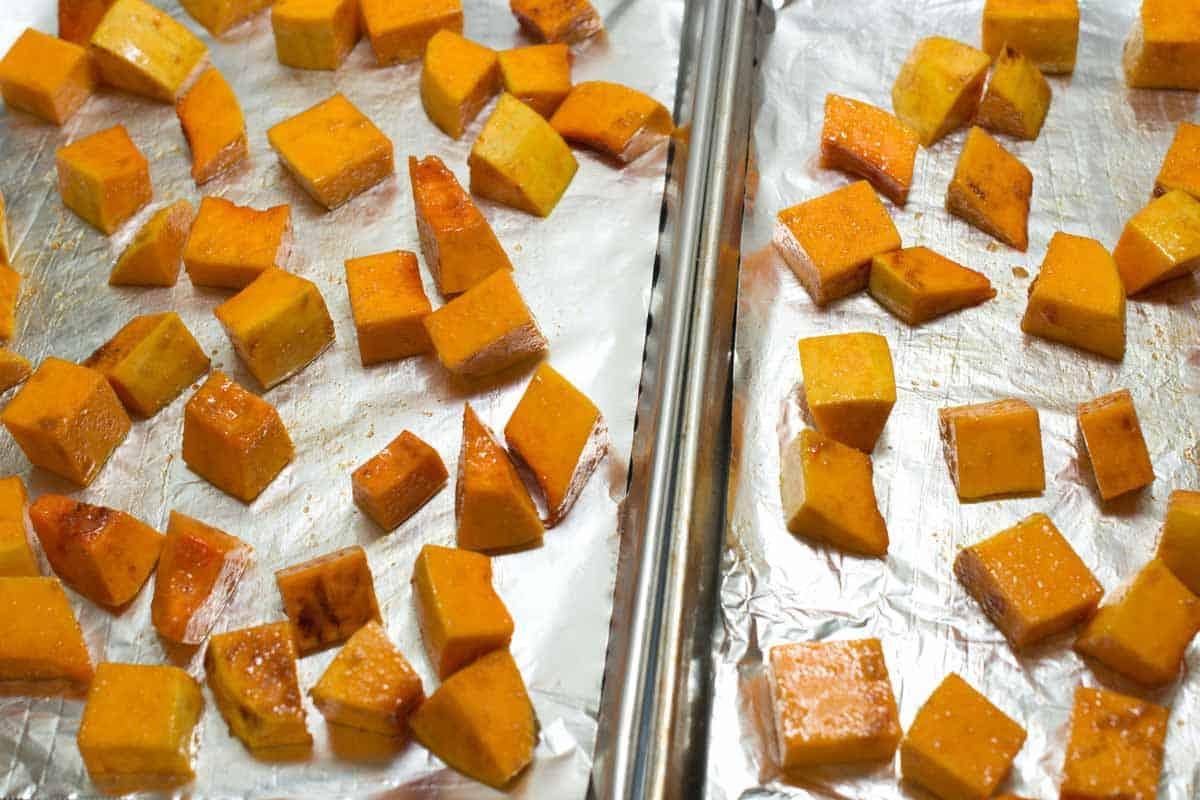 Cinnamon Roasted Butternut Squash Recipe