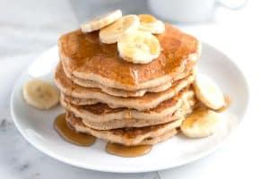 Easy Whole Wheat Pancakes Recipe
