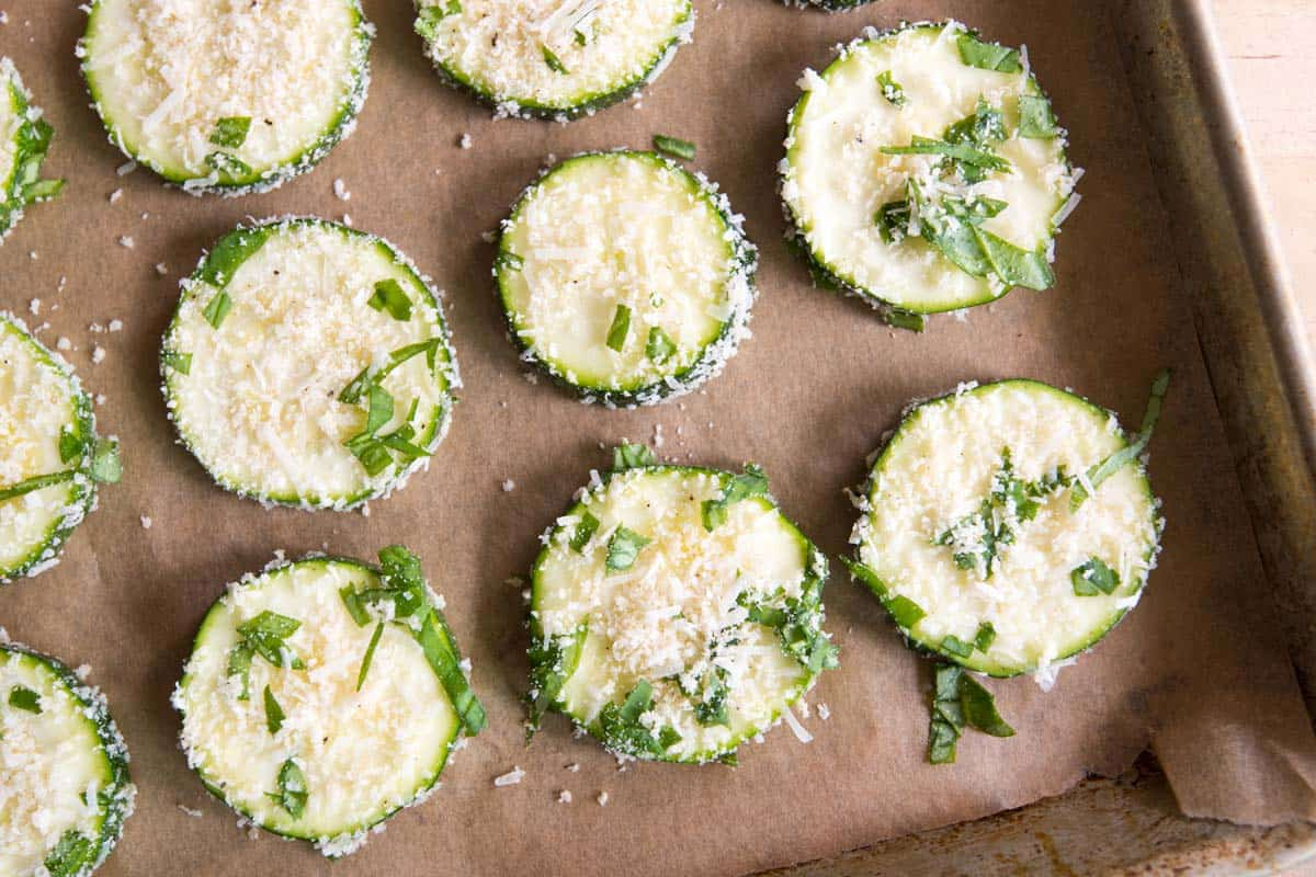 Zucchini Chips Recipe Steps