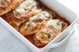 Ultimate Easy Chicken Parmesan Recipe