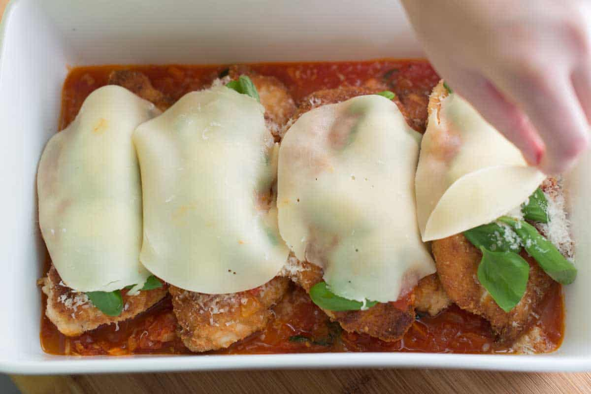 Ultimate Easy Chicken Parmesan