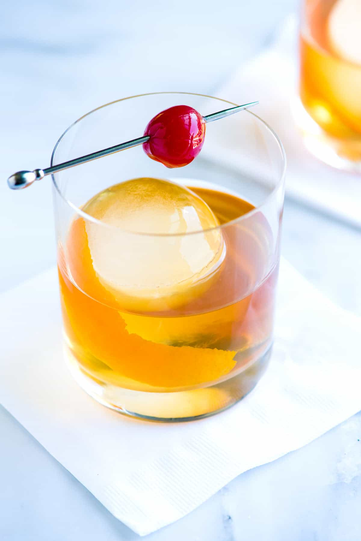 Old Fashioned Tail Recipe
