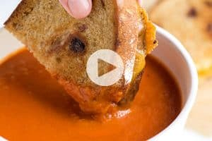 Three Ingredient Tomato Soup Recipe Video