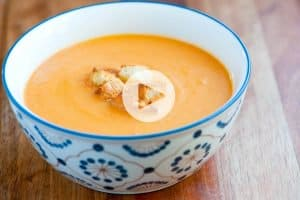 Quick and Easy Creamy Vegetable Soup Recipe