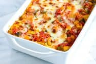 Easy Vegetable Lasagna Recipe