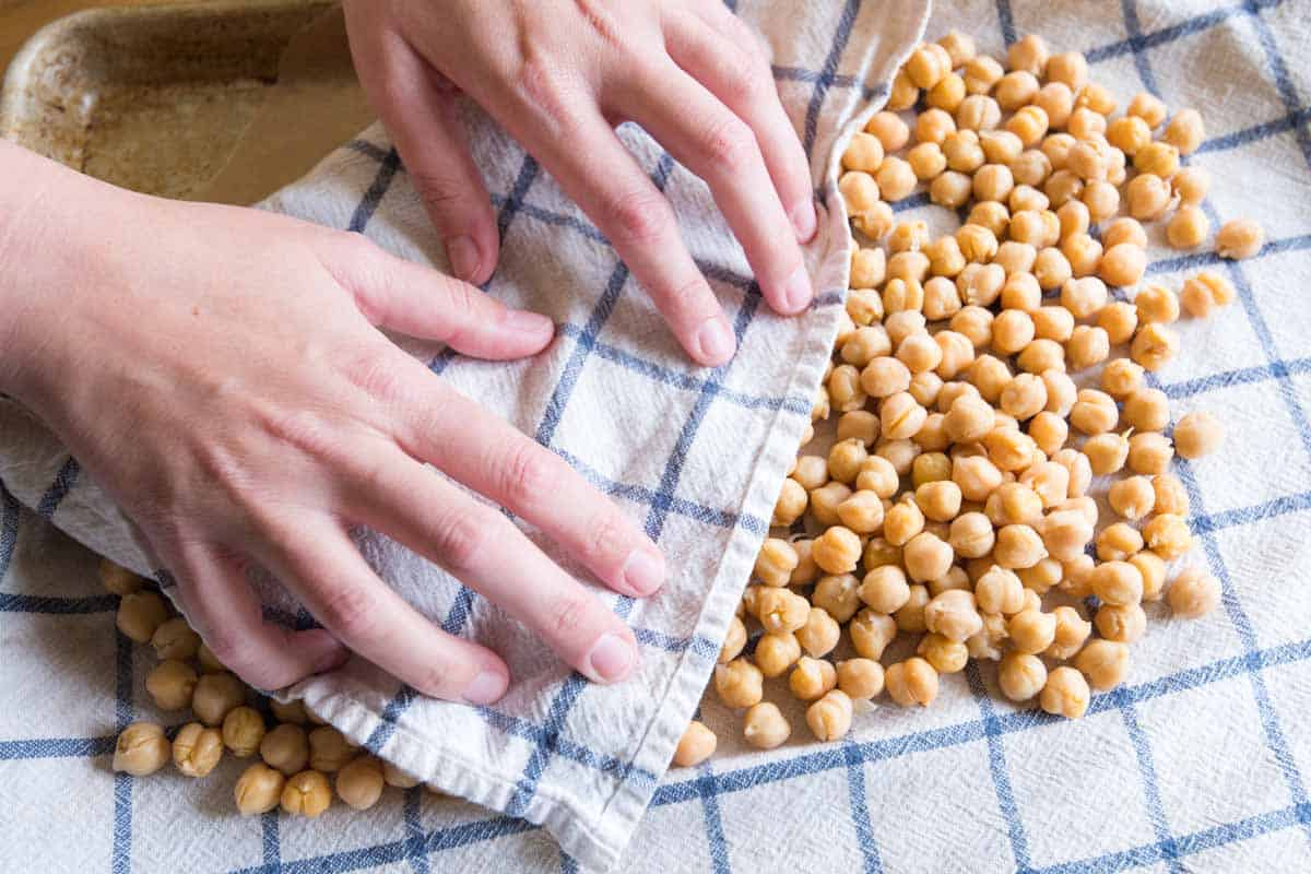 Three Secrets for the Crispiest, Crunchiest Chickpeas