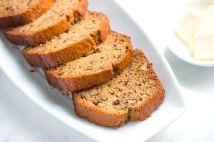 Easy Homemade Banana Bread