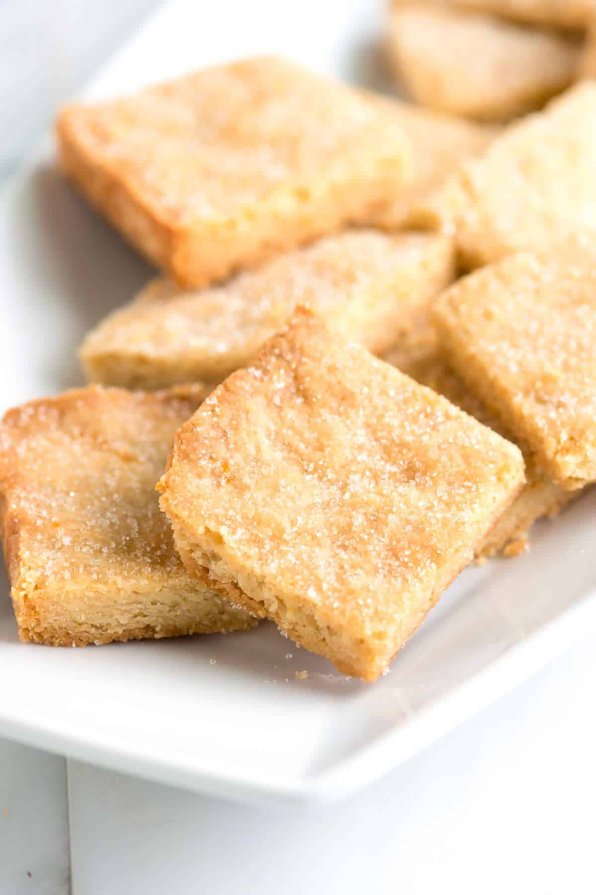 Buttery Shortbread Cookie