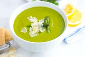 Guilt-Free Asparagus Soup Recipe