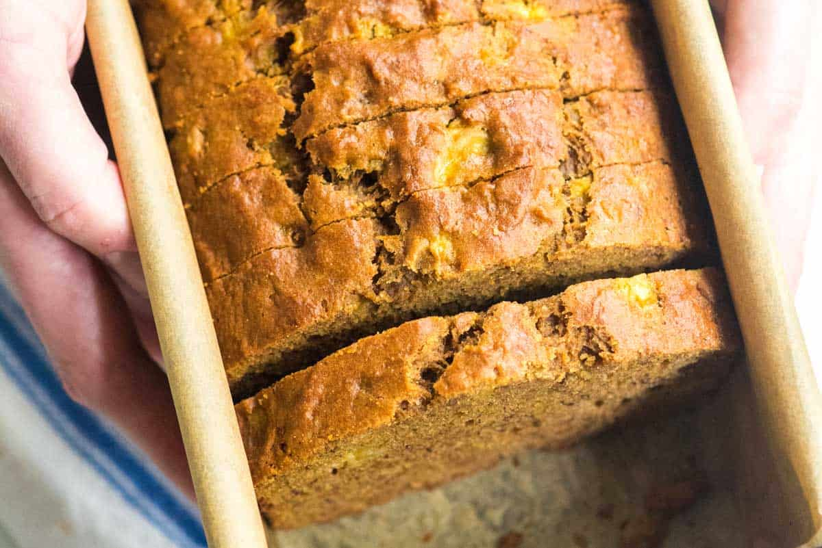 Guilt Free Healthy Banana Bread Recipe