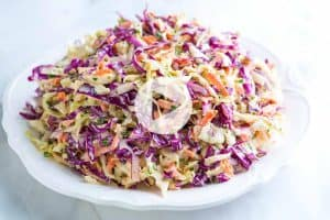 Seriously Good Homemade Coleslaw Recipe Video