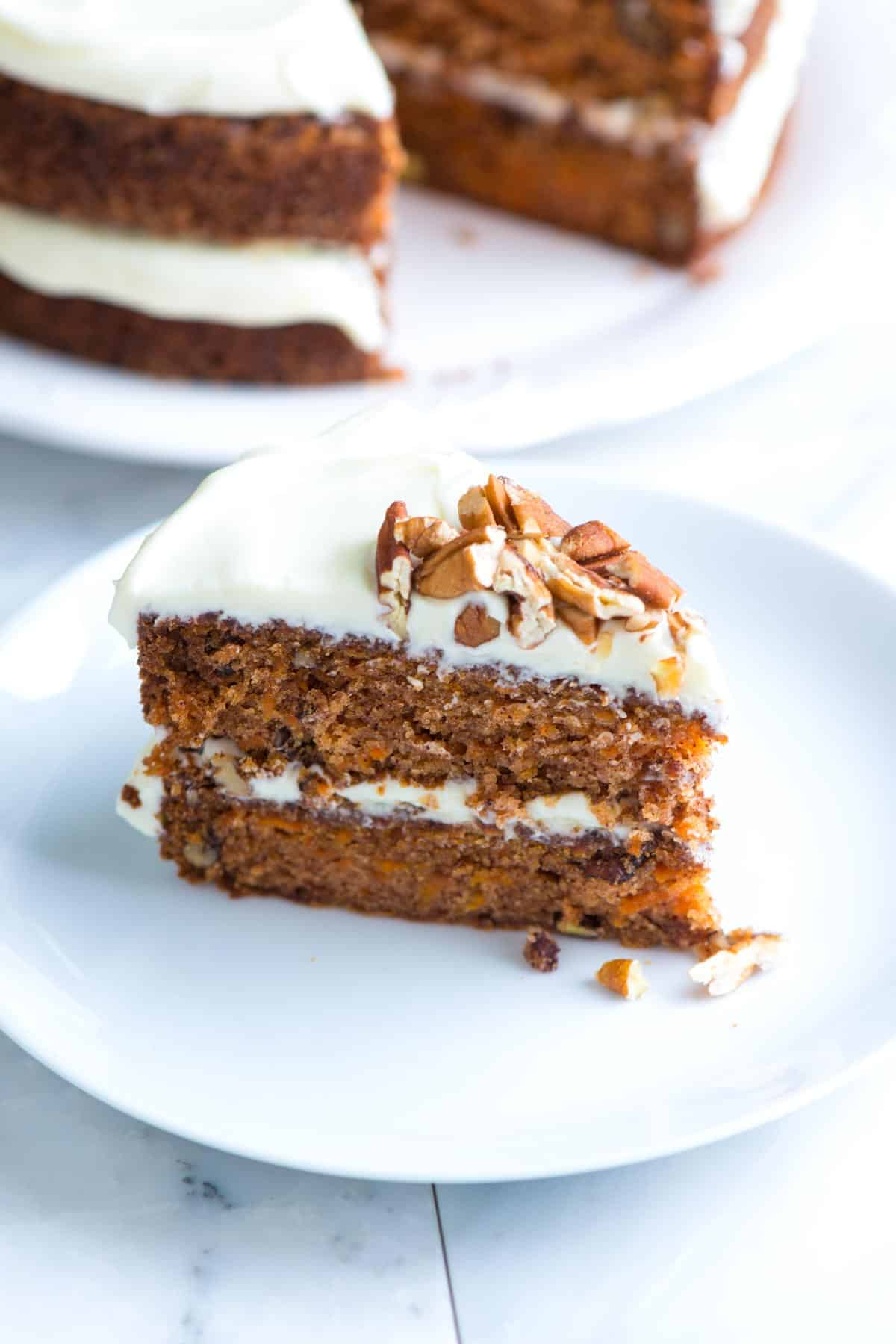 Incredibly Moist and Easy Carrot Cake Recipe