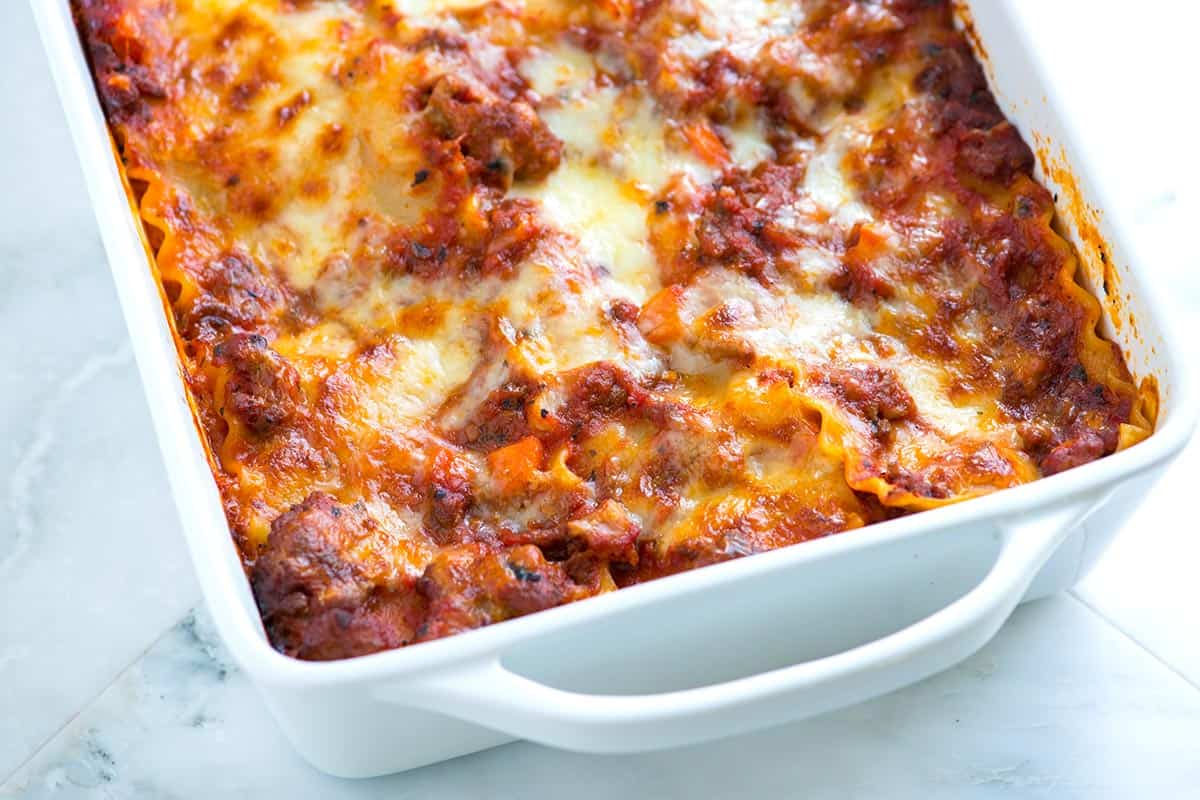 How to Use Lasagna Noodles for More than Lasagna forecast