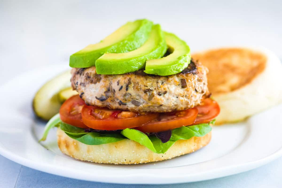 Seriously Good Turkey Burgers