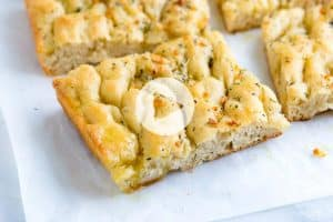 Easy Homemade Focaccia Bread Recipe