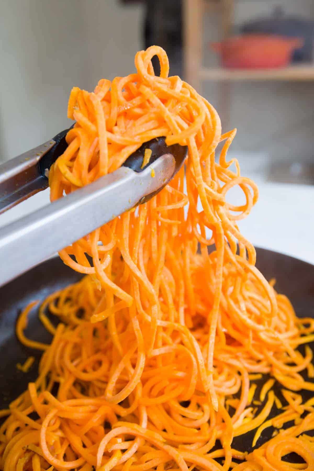 How to Cook Sweet Potato Noodles