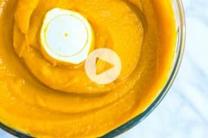Easy Homemade Pumpkin Puree Recipe Video