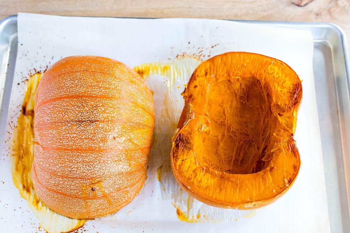 How to Roast Pumpkins