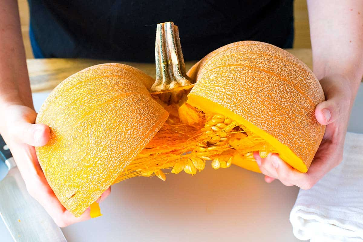 Easy Pumpkin Puree Recipe-4-1200