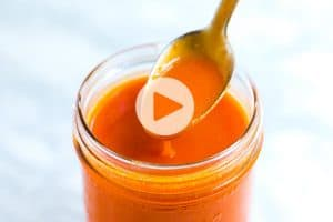 Homemade Buffalo Wing Sauce Recipe Video