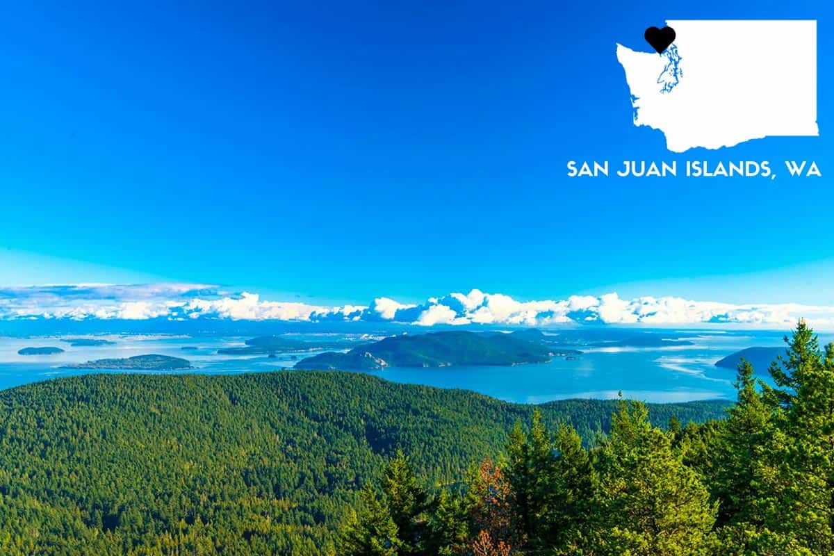 5 Days Exploring the San Juan Islands, Washington