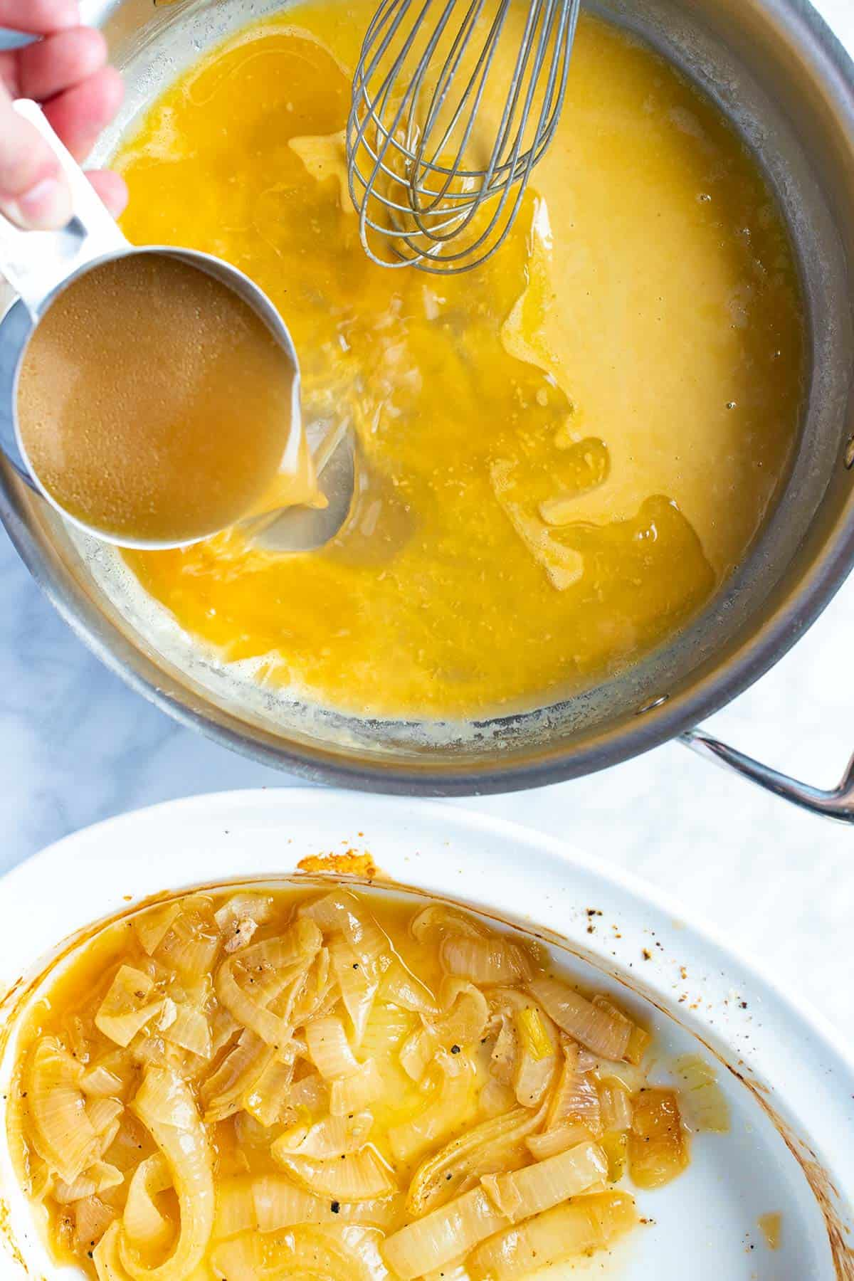 Quick And Easy Gravy From Scratch