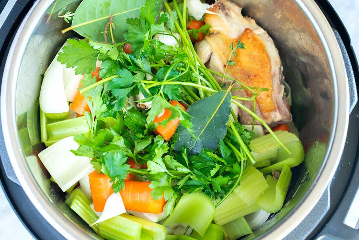 Why You Should Make Bone Broth and How to Make It