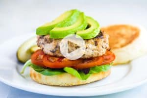 Homemade Turkey Burger Recipe Video
