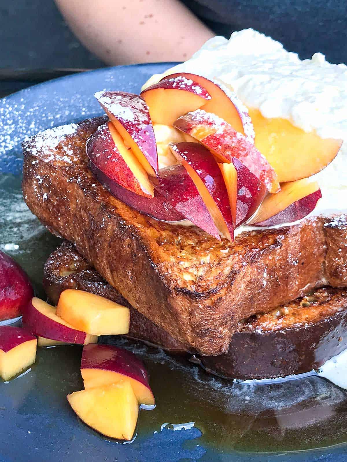 Things to Do in Kirkland, WA: The Best Brioche French Toast, DERU Market