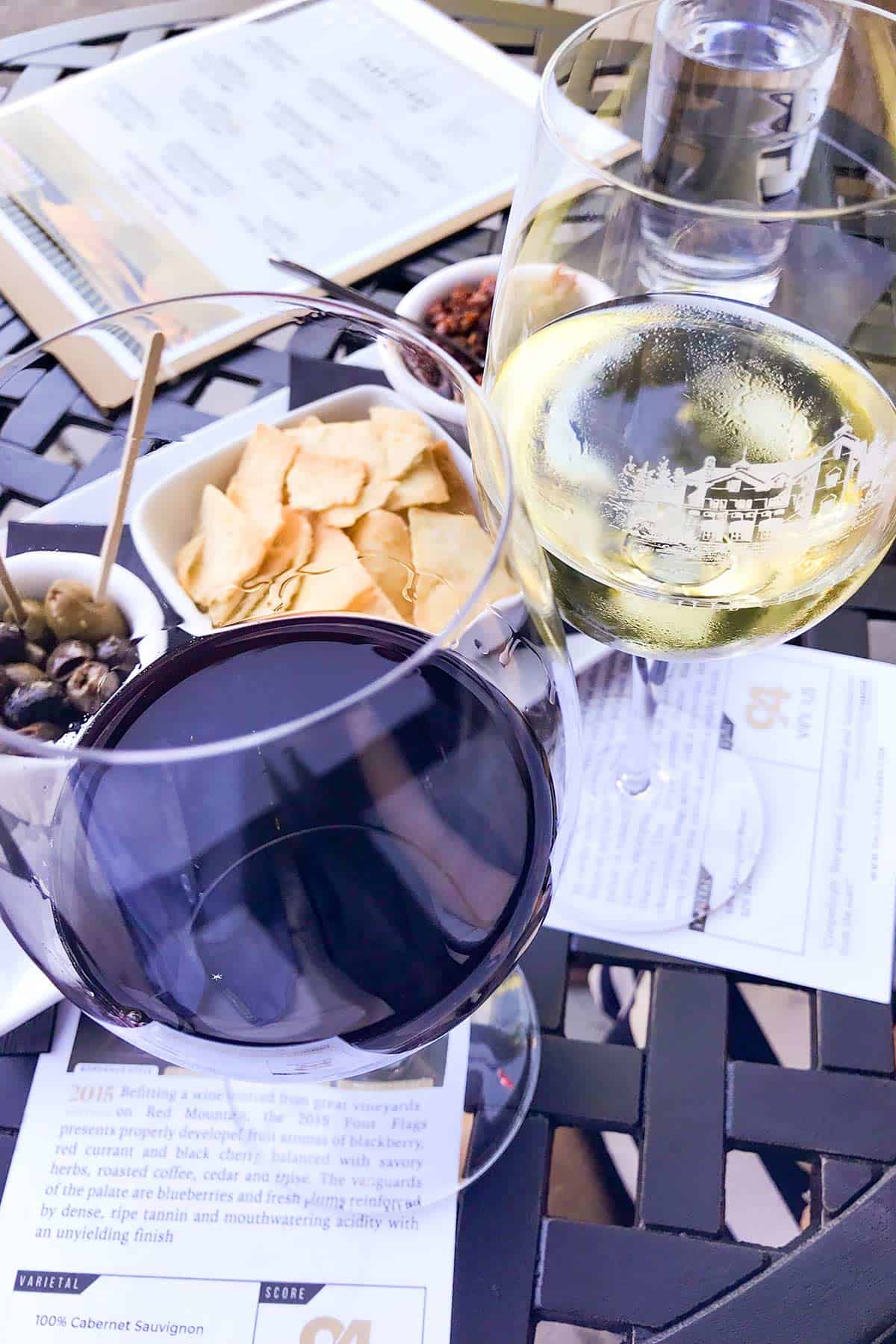 Things to Do in Kirkland, Washington: Patio Wine Tasting at DeLille