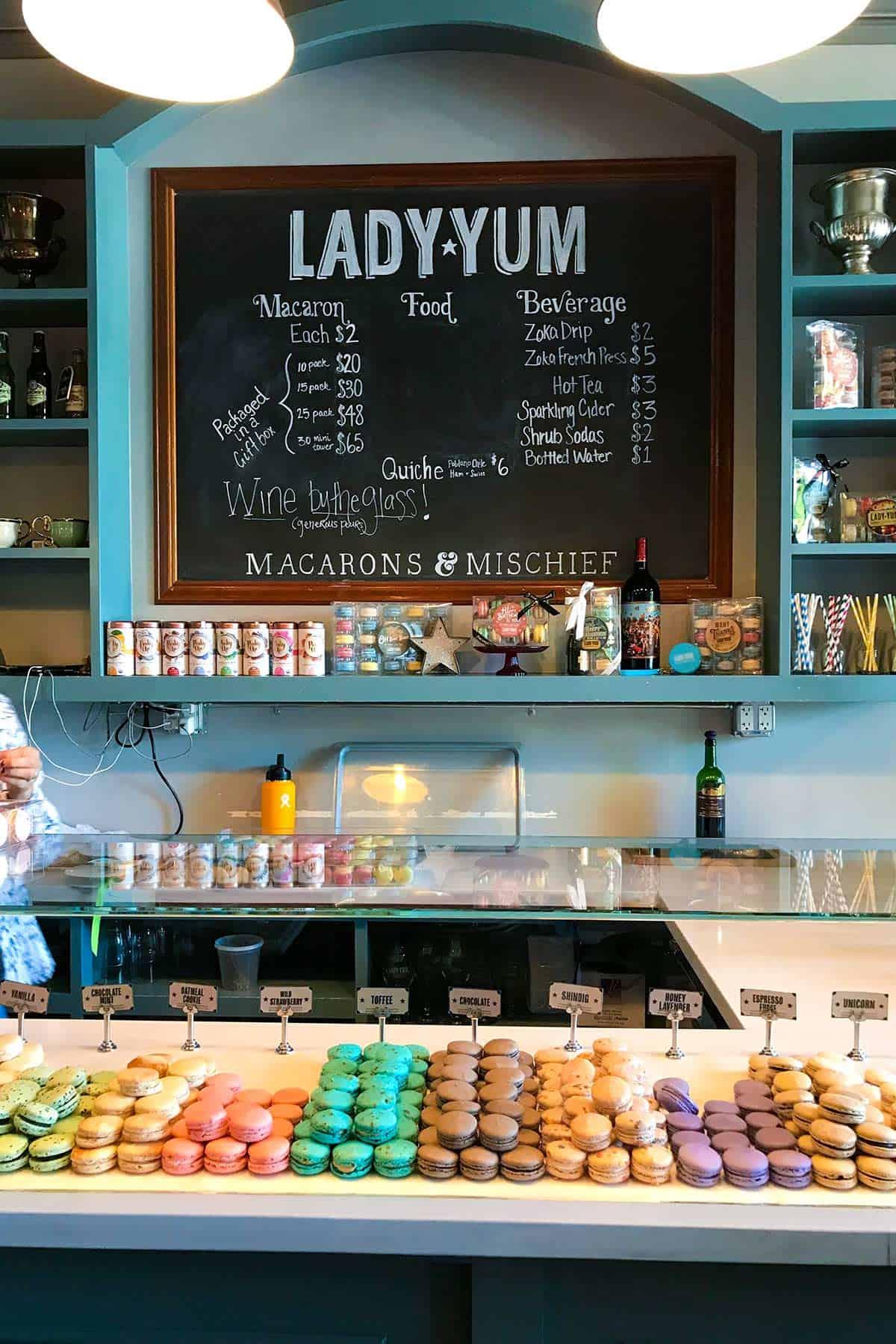 Things to Do in Kirkland, WA: Visit Lady Yum!
