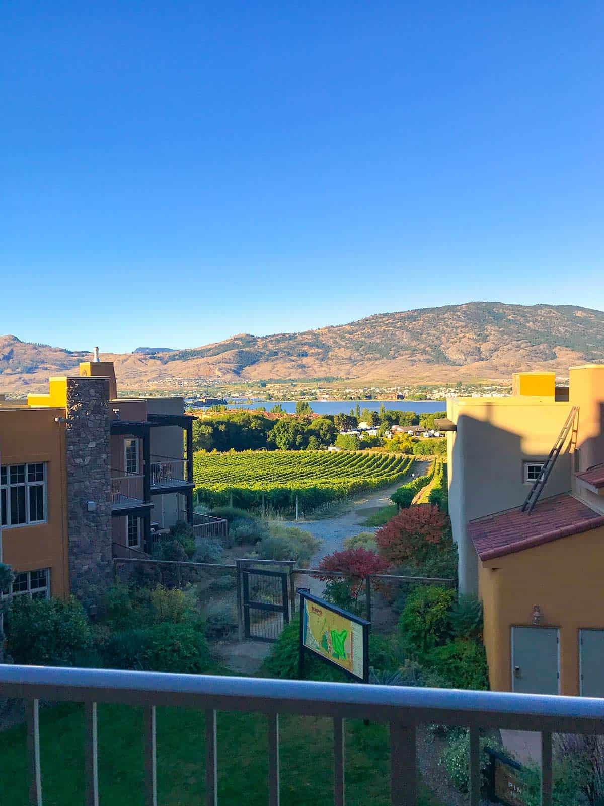 A Weekend in British Columbia, Canada Wine Country -- Spirit Ridge Resort