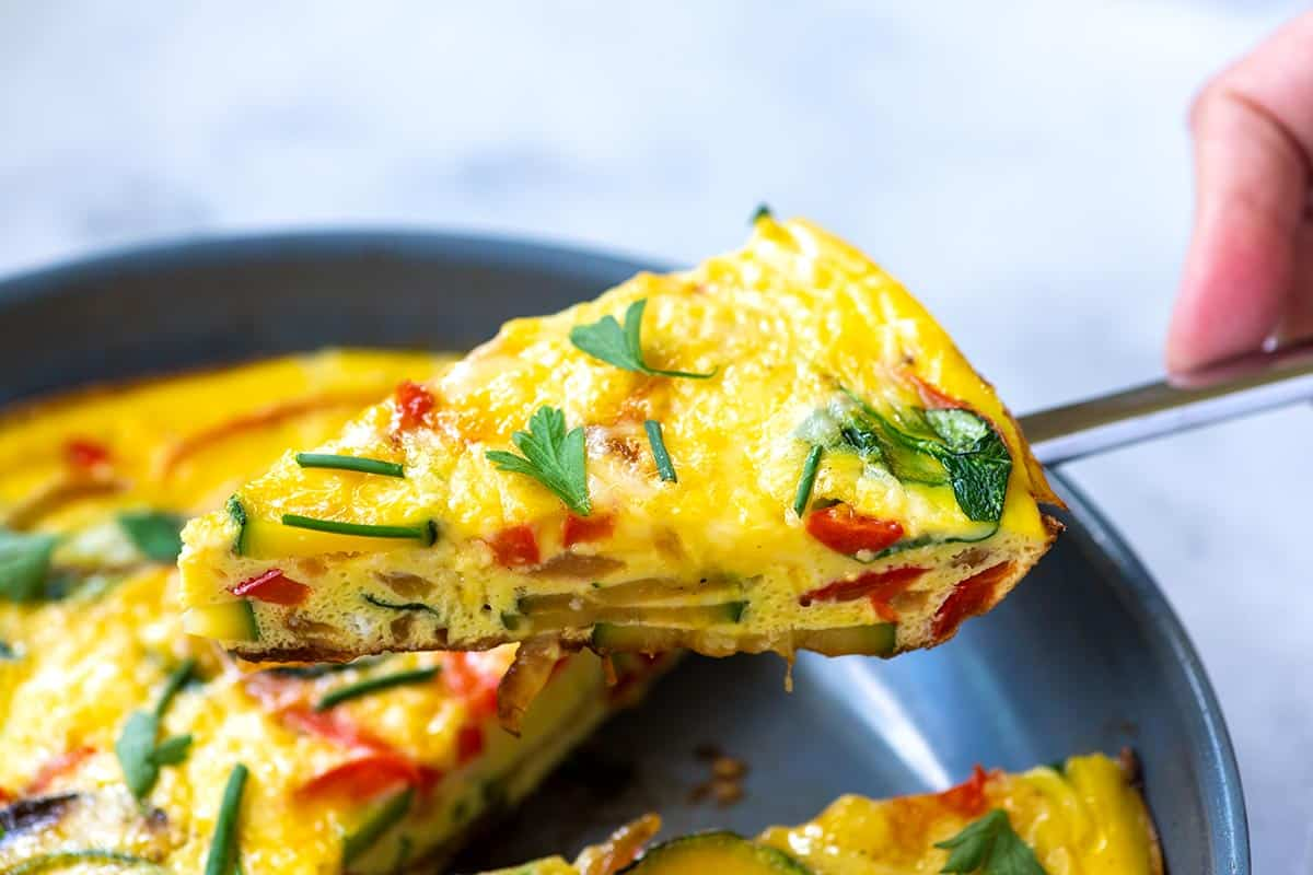 Our Go-To Frittata Recipe