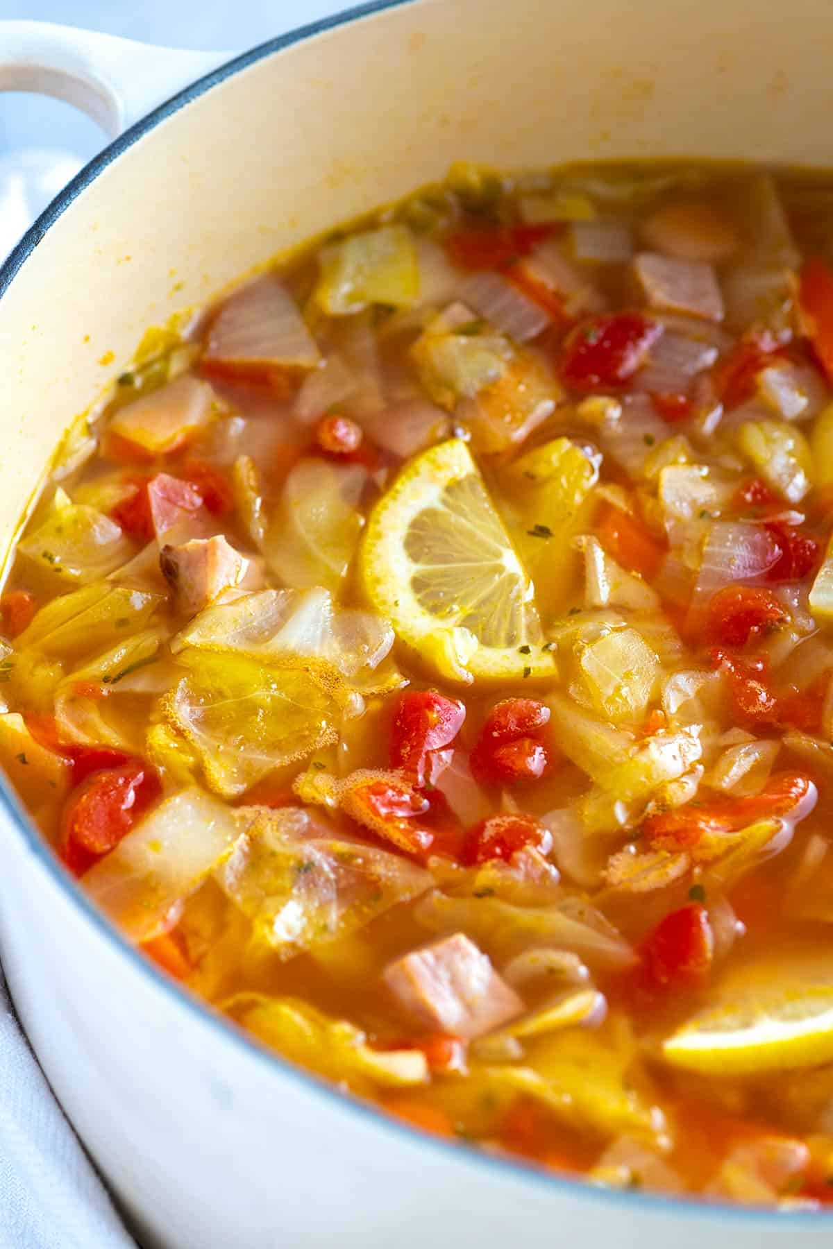 How to Make The Best Cabbage Soup
