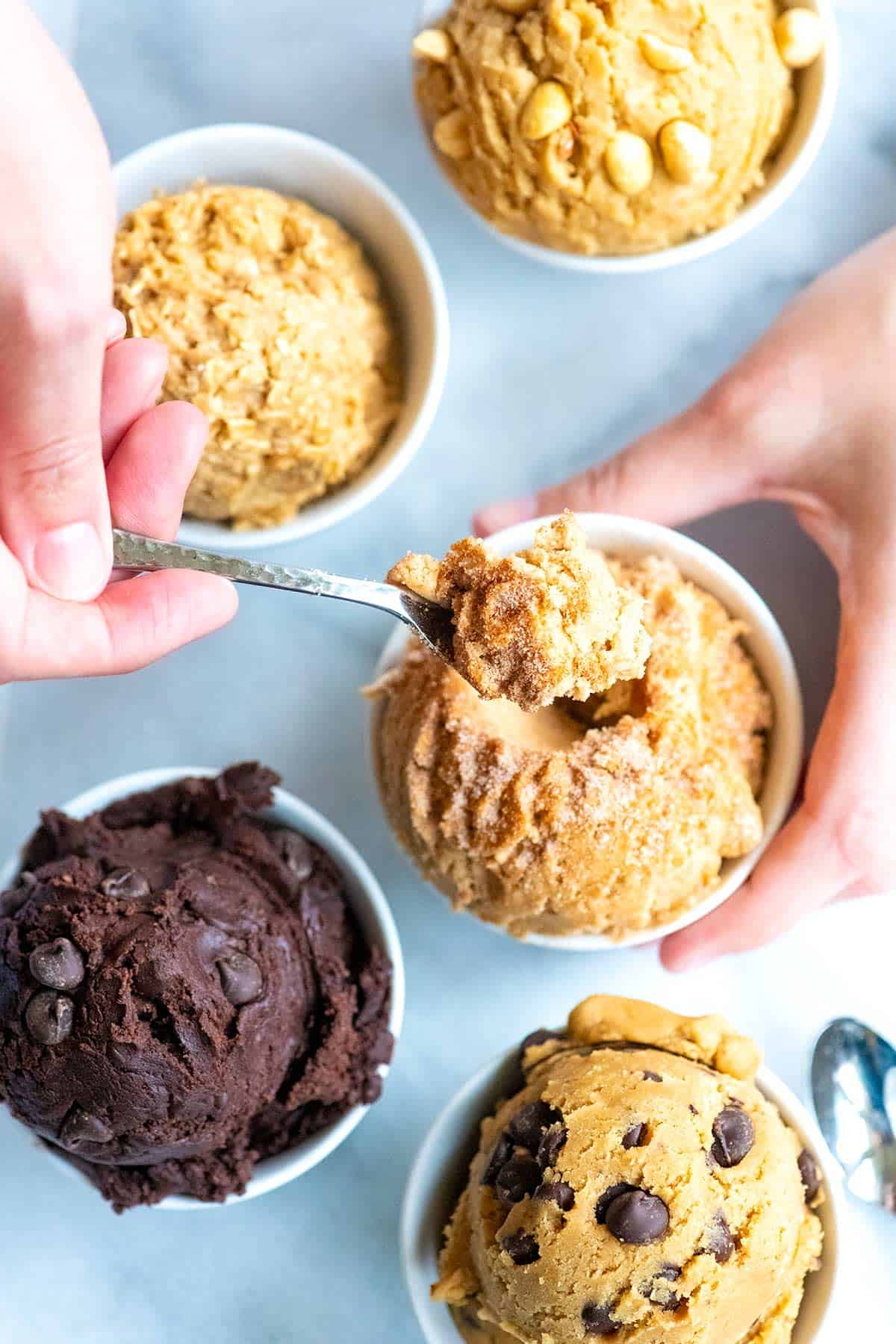 How to Make the Best Edible Cookie Dough