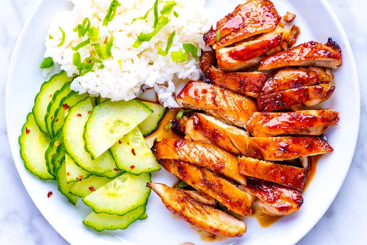 Crave-Worthy Teriyaki Chicken Recipe