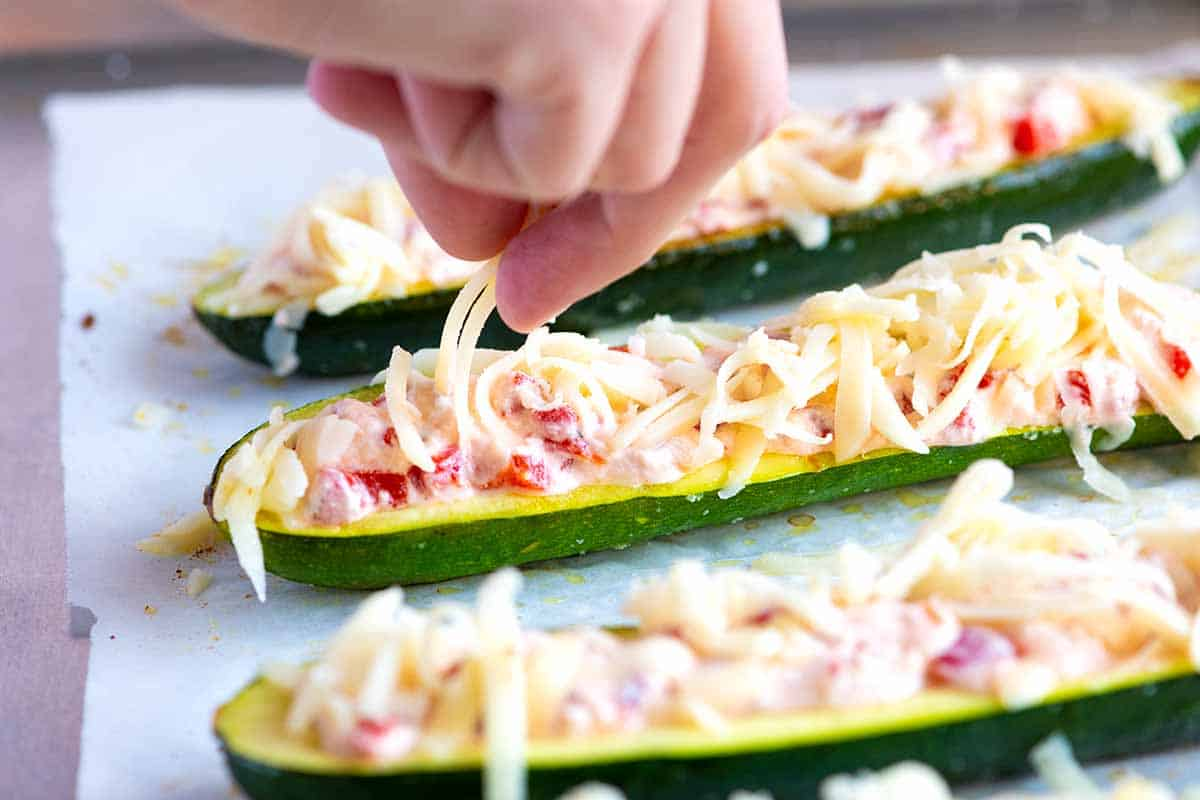 How Do You Make Zucchini Boats