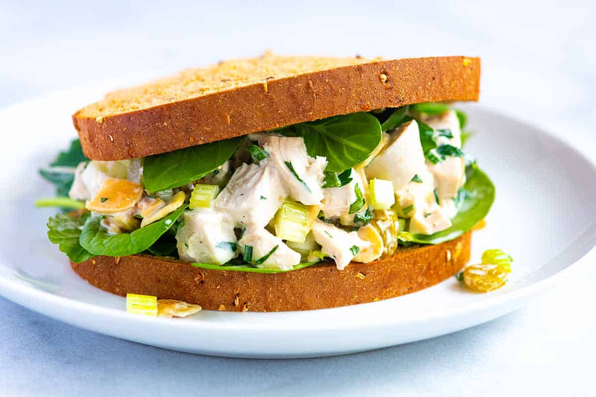 Your New Favorite Chicken Salad Recipe