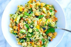 Seriously Good Quinoa Salad Recipe