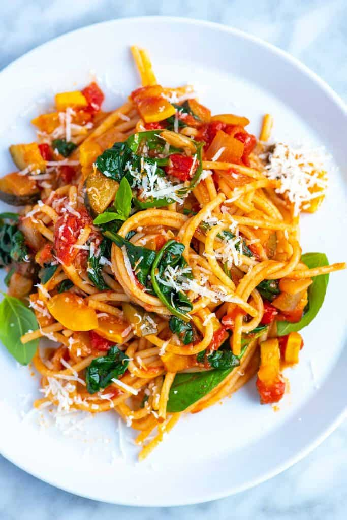 Fresh and Easy Vegetable Pasta Recipe