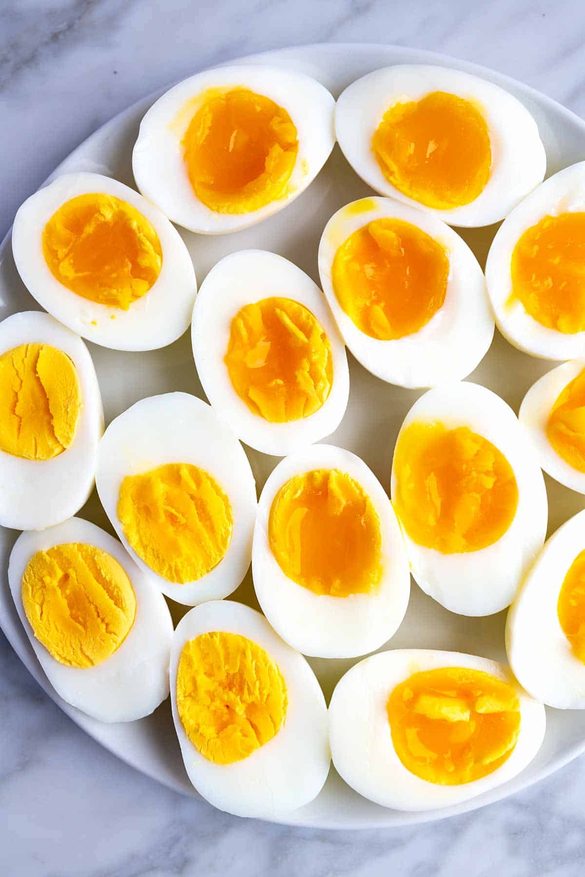 These Instant Pot eggs could not be simpler! If you are looking for a 100% foolproof method for how to cook eggs in your Instant Pot or pressure cooker, you have found it.