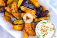Roasted Fingerling Potatoes Recipe Video